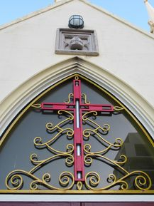 St Francis Xavier Catholic Cathedral 01-04-2019 - John Conn, Templestowe, Victoria