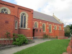St Francis Xavier Catholic Church 05-06-2014 - John Conn, Templestowe, Victoria