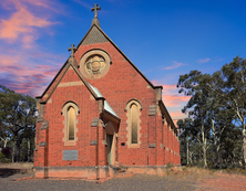 St Francis Xaviers Catholic Church - Former