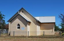 St Francis'  Anglican Church - Former