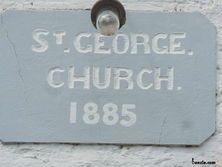 St George Anglican Church - Former 27-11-2015 - GeoffDavey - Bonzle.com