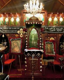 St George Coptic Orthodox Church 06-04-2018 - Church Facebook - See Note.