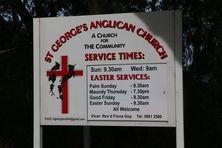 St George's Anglican Church 18-04-2019 - John Huth, Wilston, Brisbane
