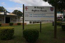 St George's Anglican Church 08-02-2021 - John Huth, Wilston, Brisbane