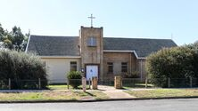 St George's Anglican Church  22-05-2021 - Derek Flannery