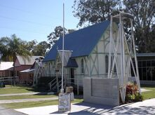 St George's Anglican Church - Former 24-09-2015 - Shiftchange - See Note.