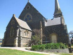 St George's Presbyterian Church 04-10-2014 - John Conn, Templestowe, Victoria