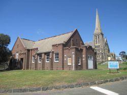 St George's Presbyterian Church - Hall 04-10-2014 - John Conn, Templestowe, Victoria