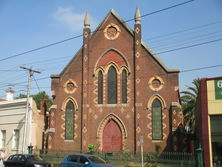 St Georges Road, Fitzroy North Church - Former 02-03-2017 - John Conn, Templestowe, Victoria