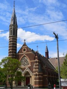 St George's Uniting Church