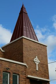 St Giles Uniting Church - Former 23-11-2017 - John Huth, Wilston, Brisbane.