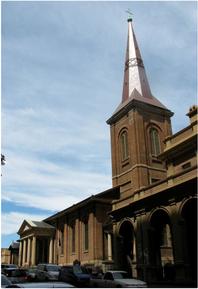 St James' Anglican Church 25-03-2011 - Peter Liebeskind