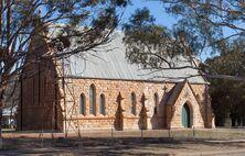 St James Anglican Church 09-07-2021 - Derek Flannery