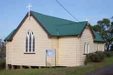 St James' Anglican Church - Former
