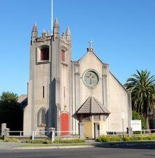 St James' Memorial Anglican Church