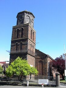 St James' Old Anglican Cathedral