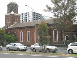 St James Old Anglican Cathedral