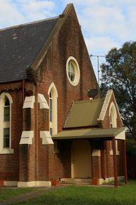 St James Presbyterian Church - Former 02-05-2017 - John Huth, Wilston, Brisbane.