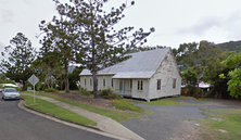 St James the Fisherman Anglican Church - Former