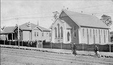 St Joan of Arc Catholic Church 00-00-1909 - Church Website - See Note.