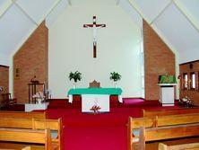 St Joan of Arc Catholic Church 25-03-2017 - Church Website - http://brisbanecatholic.org.au