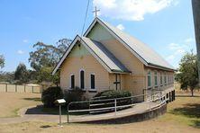 St John-Trinity Lutheran Church 03-09-2017 - David Olsen
