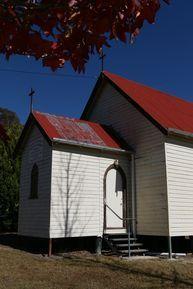 St John the Baptist Anglican Church 02-06-2018 - John Huth, Wilston, Brisbane.