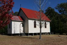 St John the Baptist Anglican Church 02-06-2018 - John Huth,   Wilston,   Brisbane