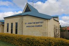 St John the Baptist Anglican Church  12-07-2018 - John Huth, Wilston, Brisbane