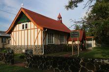 St John the Divine Anglican Church 24-02-2018 - John Huth, Wilston, Brisbane.
