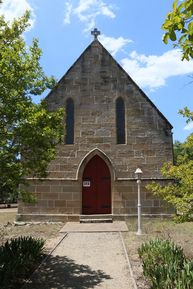 St John the Evangelist Anglican Church 21-01-2020 - John Huth, Wilston, Brisbane