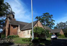 St John the Evangelist  Anglican Church 08-04-2017 - Peter Liebeskind