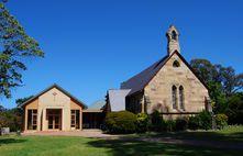 St John's Anglican Church 19-11-2011 - Peter Liebeskind