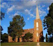 St John's Anglican Church 17-01-2018 - Peter Liebeskind