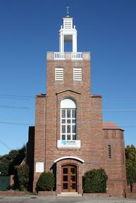 St John's Anglican Church 28-07-2012 - J Bar - See Note.