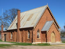 St John's Anglican Church - Current St John's Hall 23-08-2019 - John Conn, Templestowe, Victoria