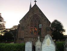 St John's Anglican Church - Evening 01-10-2015 - John Conn, Templestowe, Victoria