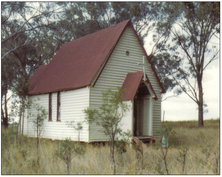 St John's Anglican Church - Former