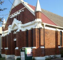 St John's Anglican Church - Hall 21-04-2007 - J Bar - See Note.