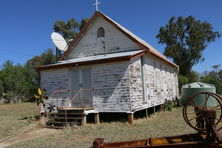 St Johns Anglican Church  Former unknown date -