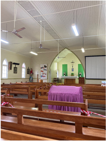 St John's Catholic Church 00-00-2020 - Photograph supplied by Frank Curtain