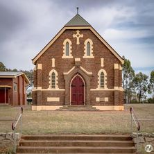 St John's Hall and Chapel 10-04-2019 - Greg Davis - See Note.