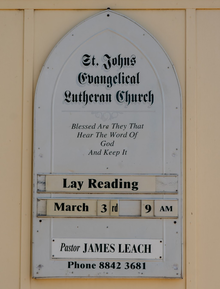 St John's Lutheran Church 00-02-2019 - Mark Harman-Smith - Google Maps