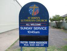 St John's Lutheran Church 01-04-2019 - John Conn, Templestowe, Victoria