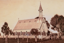 St Johns Lutheran Church - Former