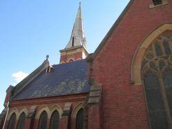 St John's Presbyterian Church 01-04-2015 - John Conn, Templestowe, Victoria