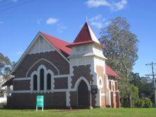 St John's Presbyterian Church - Former