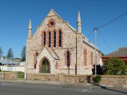 St John's Uniting Church - Former