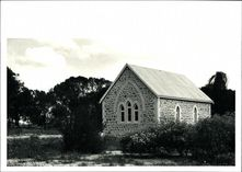 St John's in the Wilderness Anglican Church 23-10-1982 - F A Sharr - inHerit - State Heritage Office - See Note.