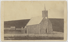 St Joseph's Catholic Church 00-00-1870 - State Library of South Australia - See Note.